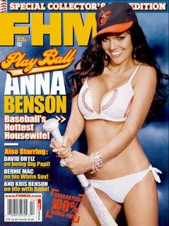 FHM April 06
