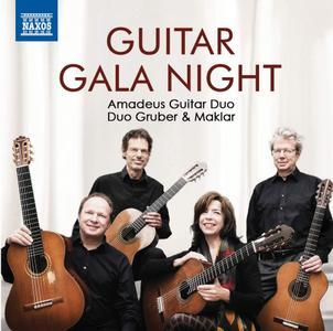 Amadeus Guitar Duo, Duo Gruber & Maklar - Guitar Gala Night (2018)