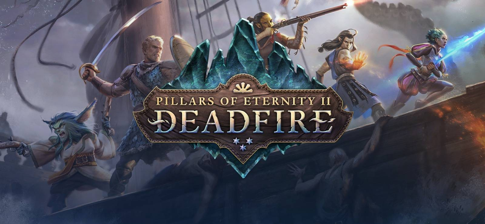 Pillars of Eternity II: Deadfire (2018)