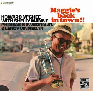 Howard McGhee - Maggie's Back in Town!! (1961) [Reissue 1992]