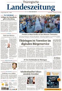 Thüringische Landeszeitung – 23. August 2019