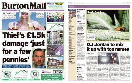 Burton Mail – July 02, 2018