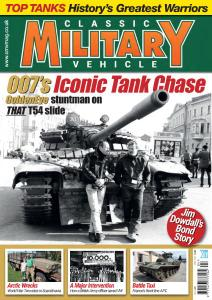 Classic Military Vehicle - Issue 227 - April 2020