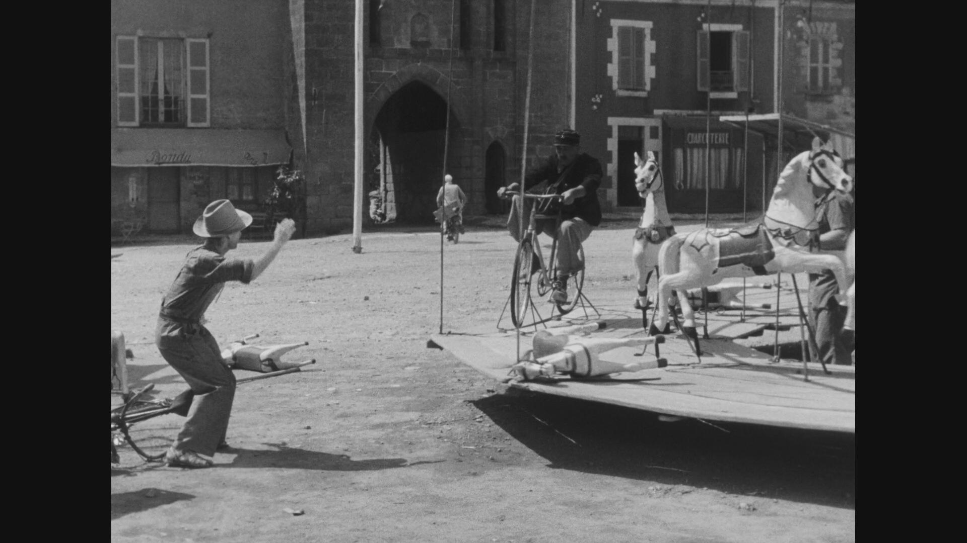 The Complete Jacques Tati - BR 1. Jour de fête (1949) [ReUp]