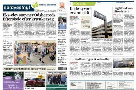 Nordvestnyt Holbæk Odsherred – 09. juni 2018