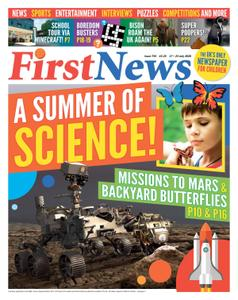 First News – 17 July 2020