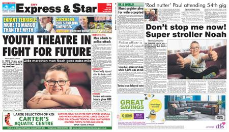 Express and Star City Edition – June 08, 2019