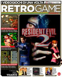 Retrogame Magazine N.8 - Luglio-Agosto 2018