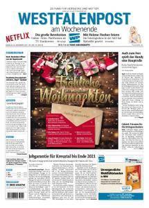 Westfalenpost Wetter - 23. Dezember 2017