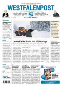Westfalenpost Wetter - 08. Januar 2019