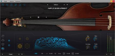 Ample Sound - Ample Bass Upright - ABU III v3.00 MacOSX