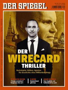 Der Spiegel - 18 Juli 2020