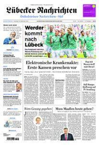 Lübecker Nachrichten Ostholstein Süd - 18. September 2018