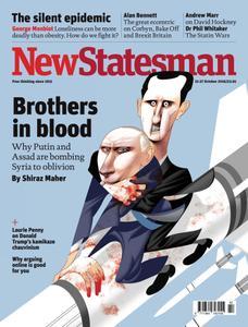 New Statesman - 21 - 27 October 2016