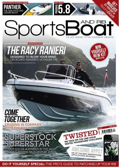 Sports Boat and RIB - July 2011