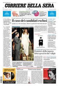 Corriere della Sera - 1 Febbraio 2018