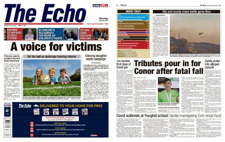 Evening Echo – April 26, 2021