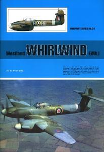 Westland Whirlwind F.Mk.1 (Warpaint Series No.54)