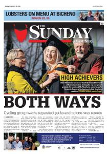 The Examiner - August 25, 2019