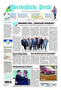Oberhessische Presse Marburg/Ostkreis - 28. April 2018