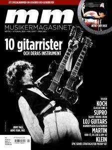 Musikermagasinet - Maj 2017