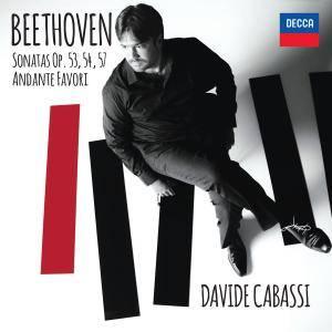 Davide Cabassi - Beethoven: Piano Sonatas Opp. 53, 54, 57 & Andante favori, WoO 57 (2016) [Official Digital Download 24/96]