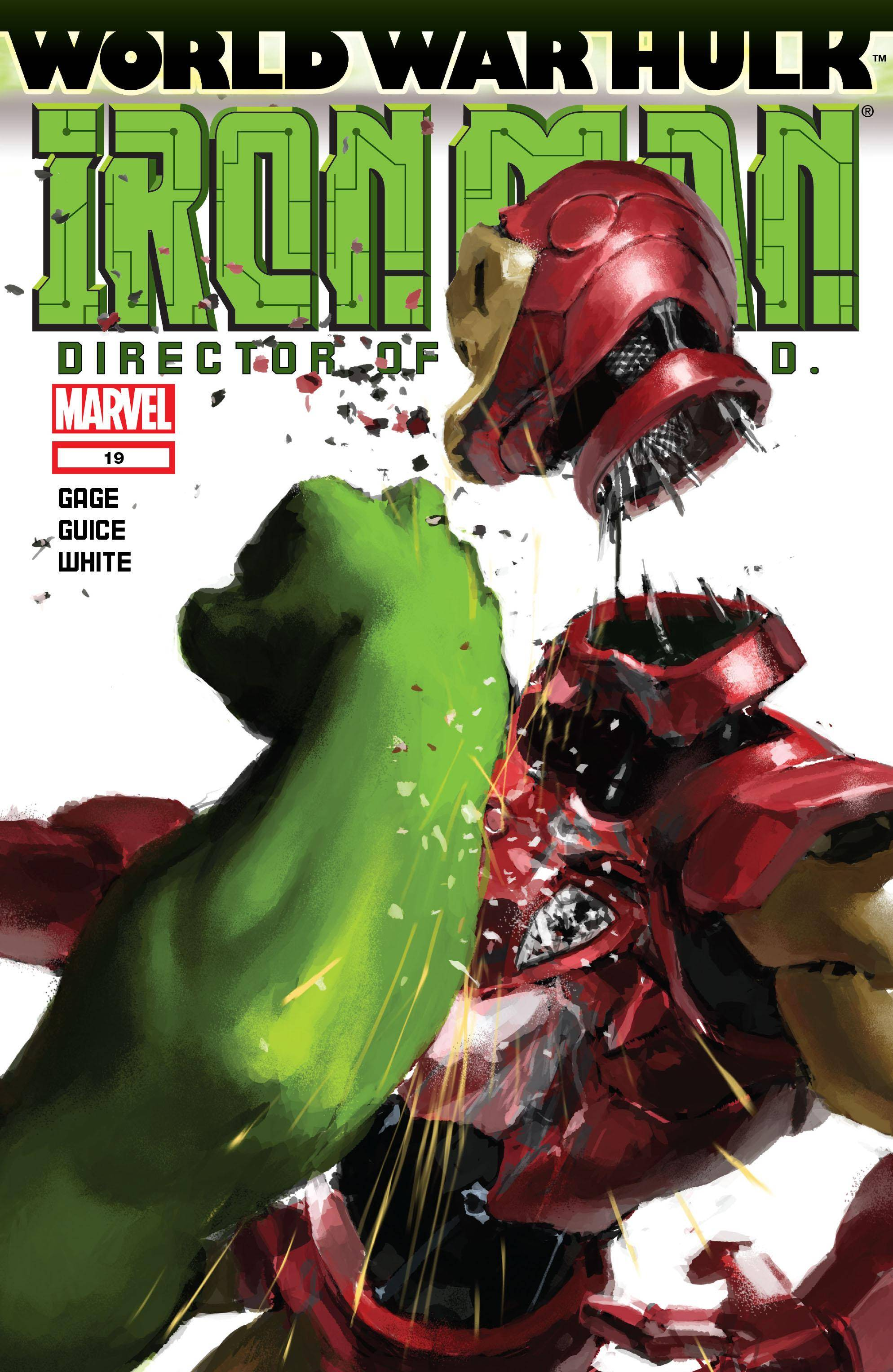 New Releases 2015 2 25 Iron Man Director of S H I E L D  019 2007 digital hd Kleio Empire cbz