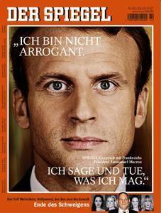 Der Spiegel - 15. Oktober 2017