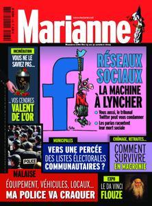 Marianne - 25 octobre 2019