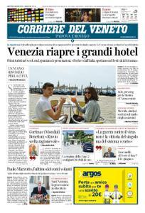Corriere del Veneto Padova e Rovigo – 26 maggio 2020