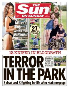 The Sun UK - 21 June 2020