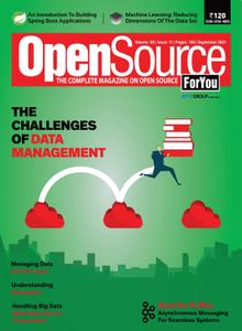 Open Source for You – 01 September 2021