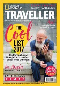 National Geographic Traveller UK - January 2017