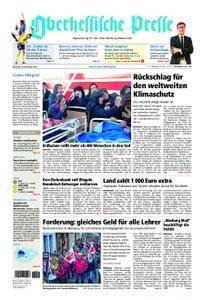Oberhessische Presse Marburg/Ostkreis - 14. November 2017