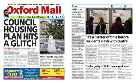 Oxford Mail – February 28, 2020
