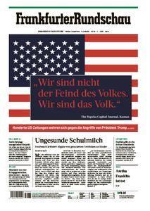 Frankfurter Rundschau Main-Taunus - 17. August 2018