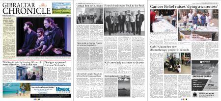 Gibraltar Chronicle – 21 May 2018
