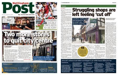 Nottingham Post – August 26, 2019
