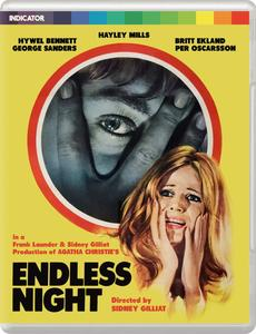 Endless Night (1972) + Extra