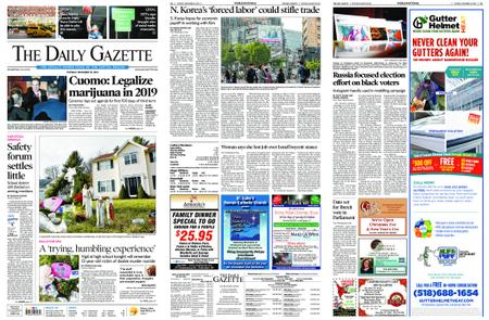 The Daily Gazette – December 18, 2018