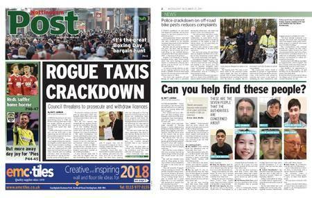 Nottingham Post – December 27, 2017