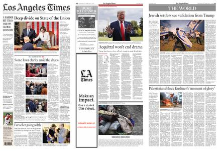 Los Angeles Times – February 05, 2020