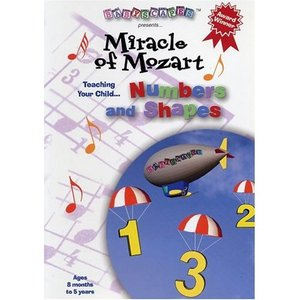 Babyscapes: Miracle of Mozart Numbers & Shapes