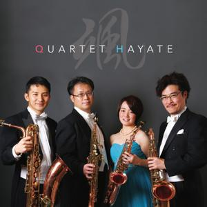 Quartet Hayate - Yasuhide Ito, Itaru Sakai & Others: Works for Saxophone Quartet (2019)