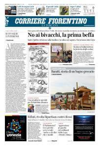 Corriere Fiorentino La Toscana - 29 Luglio 2018