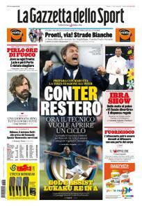 La Gazzetta dello Sport con edizioni locali - 6 Marzo 2021