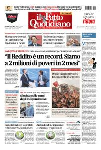 Il Fatto Quotidiano - 29 aprile 2019
