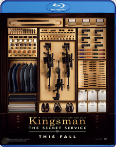 Kingsman: The Secret Service / Kingsman: Секретная служба (2014)