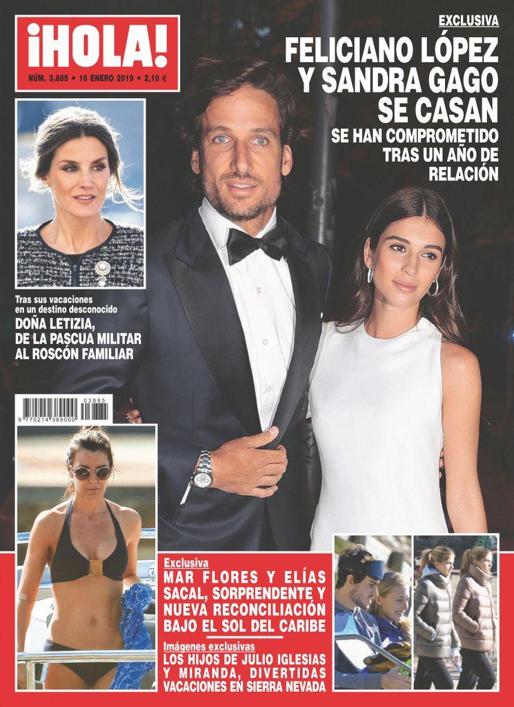 ¡Hola! España - 16 enero 2019