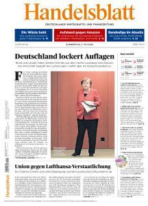 Handelsblatt - 7 Mai 2020